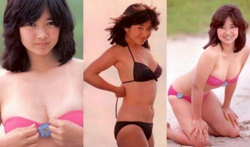 宮崎美子のスリーサイズ画像