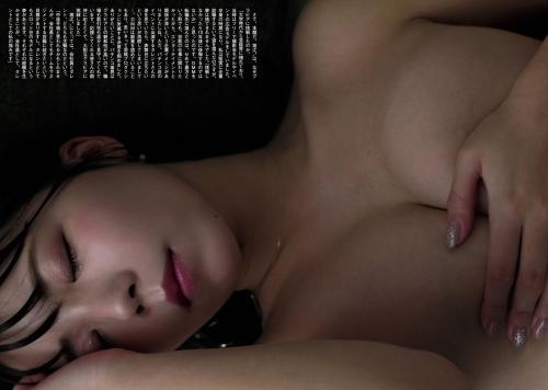 堀江りほのセミヌードグラビアエロ画像006