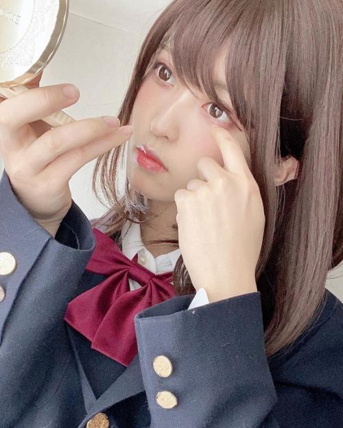 猫田あしゅのSNSのコスプレ写真エロ画像005