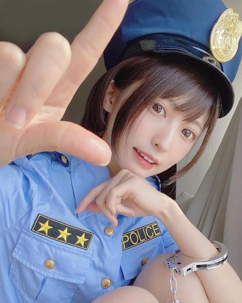 猫田あしゅのSNSのコスプレ写真エロ画像007