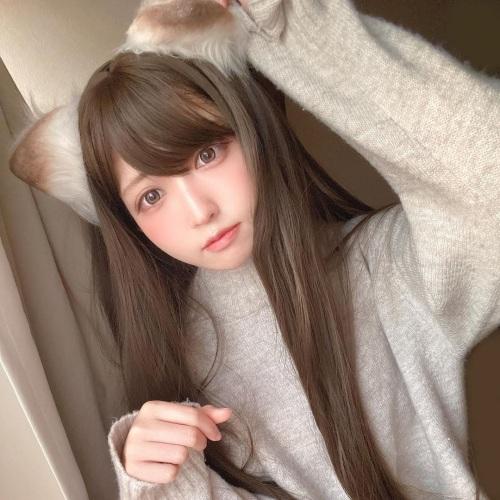 猫田あしゅのSNSのコスプレ写真エロ画像008