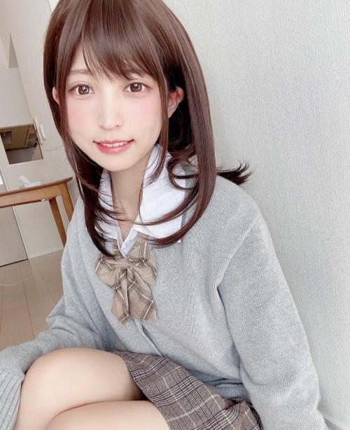 猫田あしゅのSNSのコスプレ写真エロ画像022