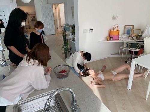 杏さゆりのSNS写真エロ画像008