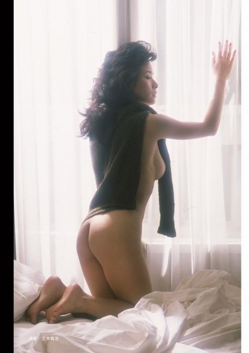 小柳ルミ子のヘアヌードグラビアエロ画像003