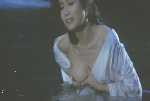 小柳ルミ子のヌード濡れ場エロ画像010