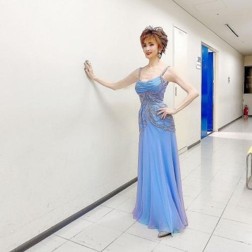 小柳ルミ子のインスタ写真エロ画像012