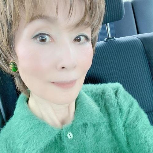 小柳ルミ子のインスタ写真エロ画像022