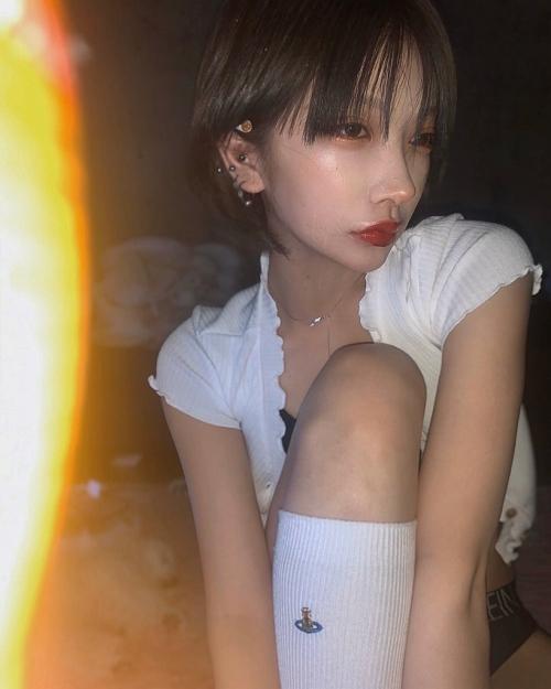 香椎かてぃのSNS自画撮り写真エロ画像022