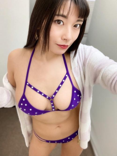 春野恵のSNS自画撮り写真エロ画像011