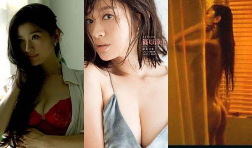 篠原涼子(45)の下着CMや全裸ヌード濡れ場画像等60枚