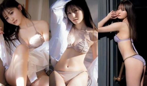 吉井美優のスリーサイズ画像