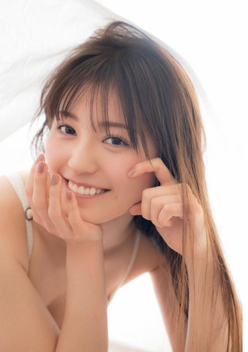 吉井美優の水着グラビアエロ画像006