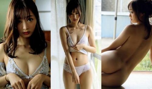 和田瞳のスリーサイズ画像