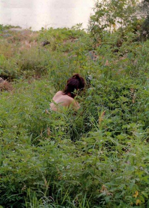 黒木瞳の写真集のお宝水着・下着グラビアエロ画像061