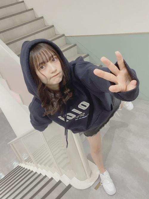 黒嵜菜々子のSNS自画撮り写真エロ画像016