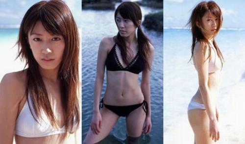 里田まいのスリーサイズ画像