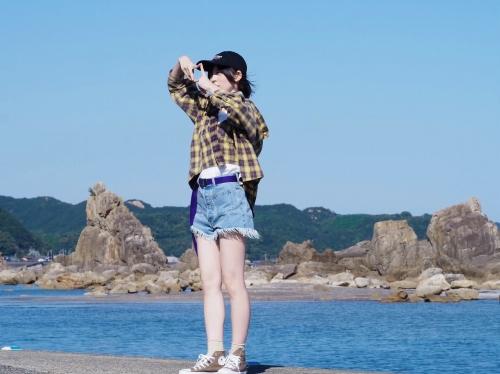中島由貴のSNS自画撮り写真エロ画像010