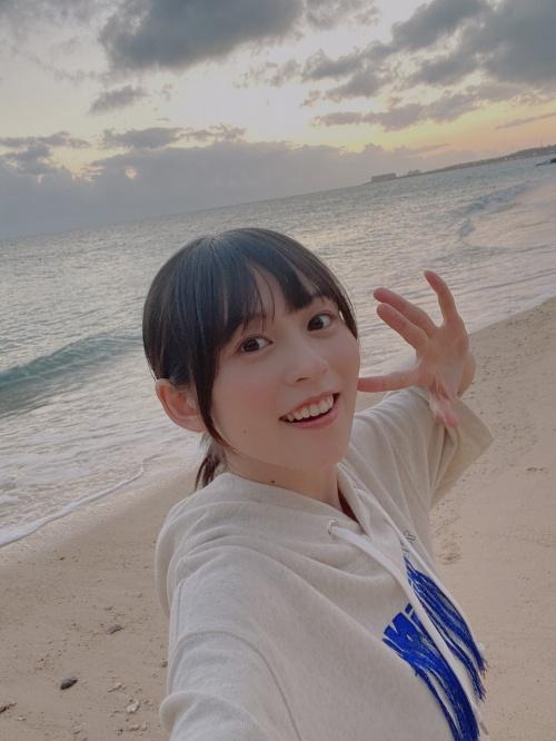 中島由貴のSNS自画撮り写真エロ画像017