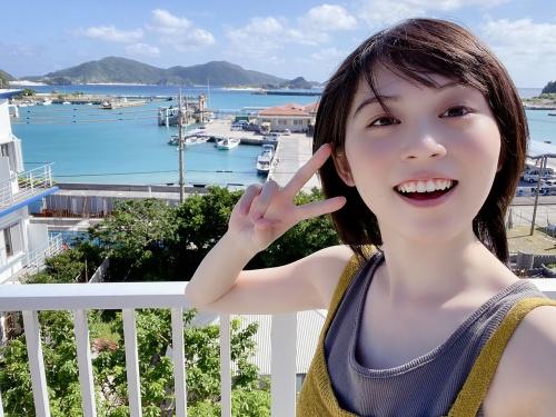 中島由貴のSNS自画撮り写真エロ画像014