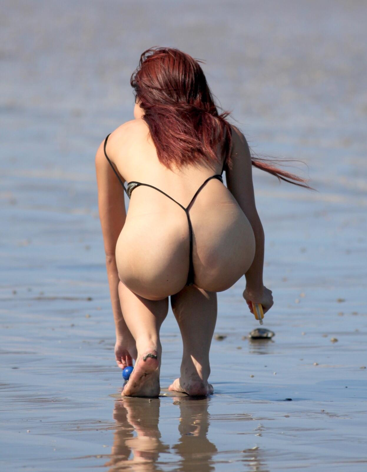ヌーディストビーチ化した国内ビーチに現れる露出狂のエロ画像33枚・3枚目の画像
