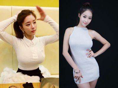 韓国美女の着衣巨乳が目の保養になりすぎるエロ画像33枚 表紙