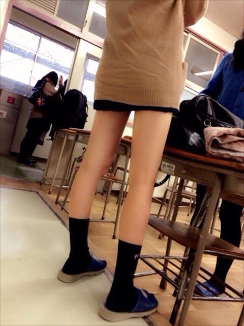 【インスタ】悪ふざけJKがエロすぎて今学生なら確実に教室でシコってると思うんだがwwwww(画像あり)・9枚目の画像