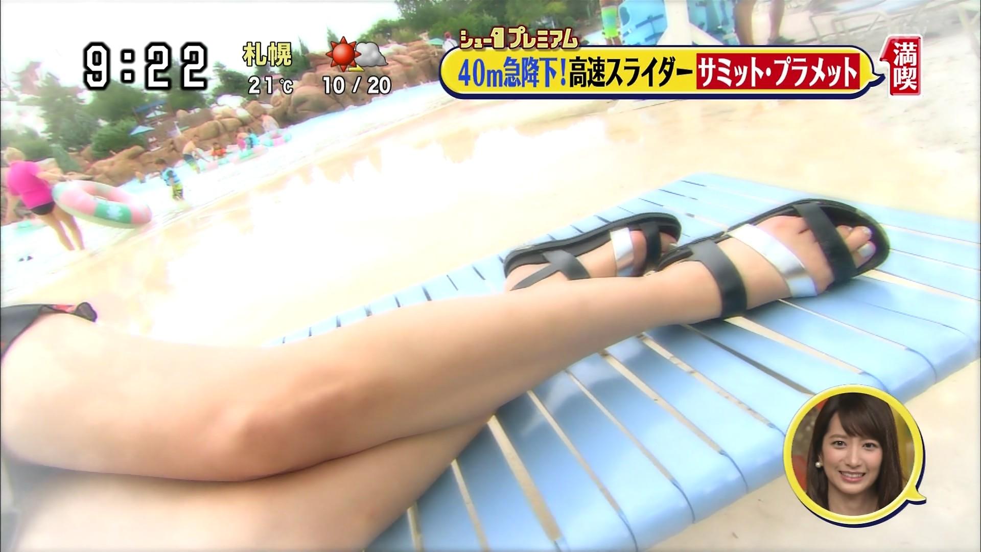 片瀬那奈の水着姿エロ画像029
