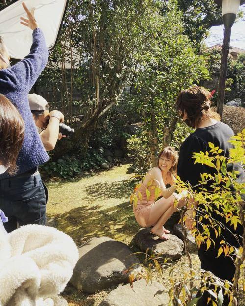 工藤里紗のインスタ写真エロ画像002