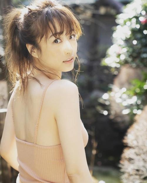 工藤里紗のインスタ写真エロ画像004