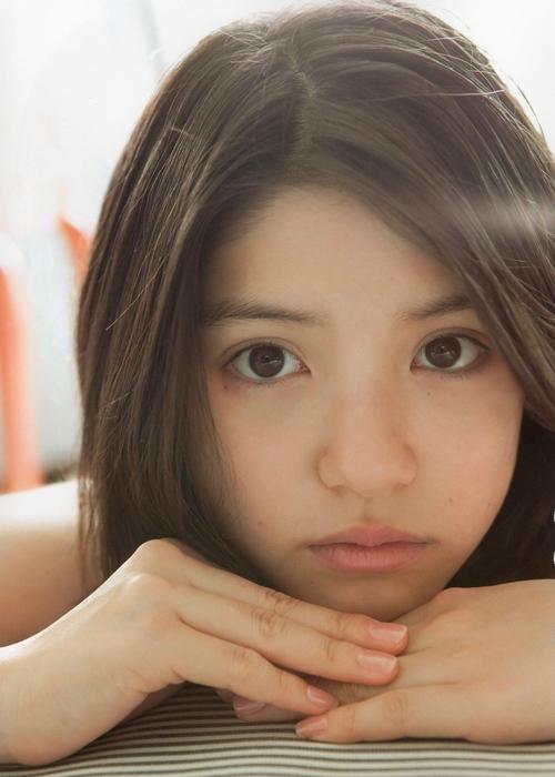 【川島海荷アイコラ】こんなぐうかわ清楚美少女がエッチなことしてると考えただけでチンコ痛い!元9nine・女優エロ画像・16枚目の画像
