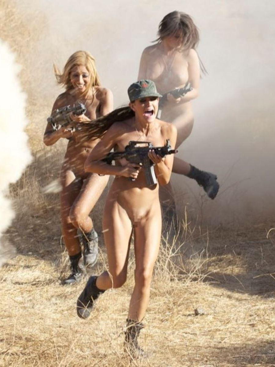 女性軍人ヌードが強そうだが抜けるエロ画像50枚・27枚目の画像