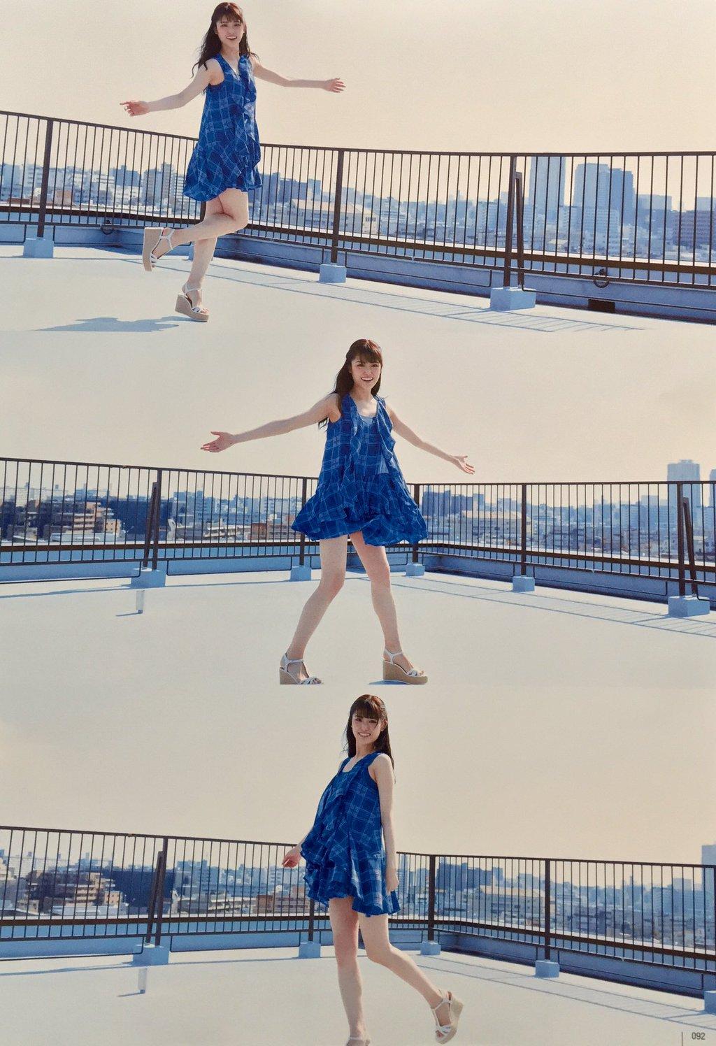 乃木坂46松村沙友理(25)写真集の抜ける下着姿エロ画像130枚・56枚目の画像