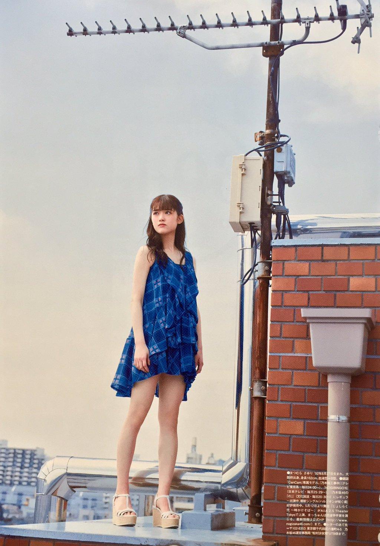 乃木坂46松村沙友理(25)写真集の抜ける下着姿エロ画像130枚・57枚目の画像