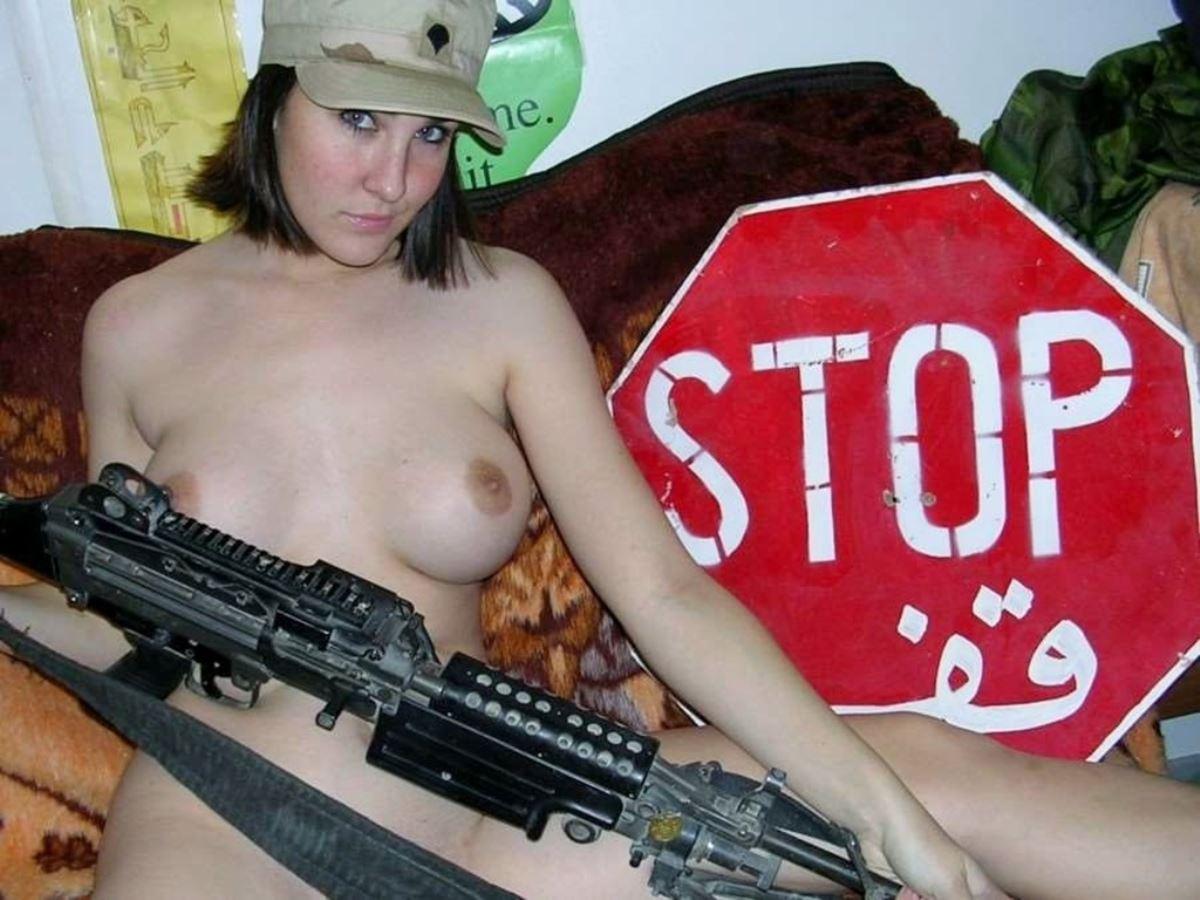 女性軍人ヌードが強そうだが抜けるエロ画像50枚・53枚目の画像