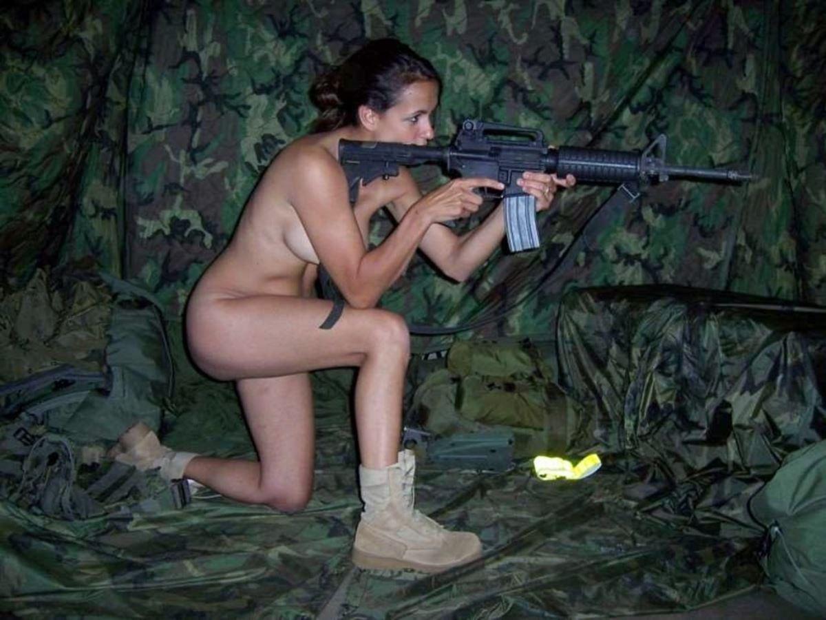 女性軍人ヌードが強そうだが抜けるエロ画像50枚・54枚目の画像