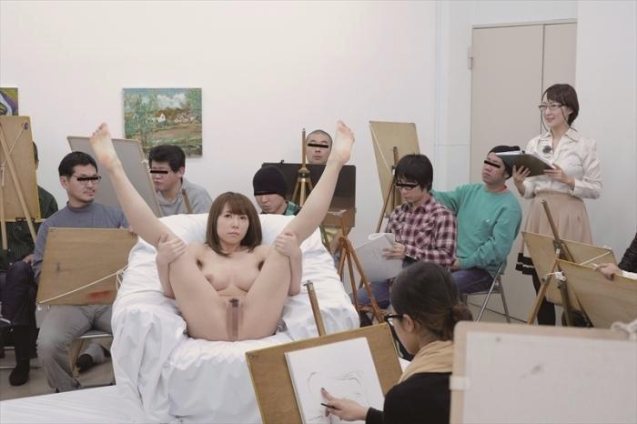 ヌードデッサンモデルが抜けるエロ画像30枚・4枚目の画像