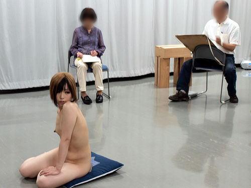 ヌードデッサンモデルが抜けるエロ画像30枚・5枚目の画像
