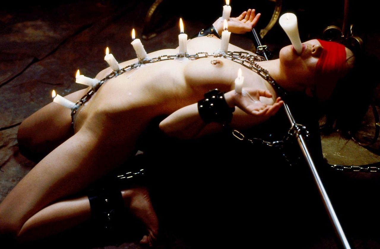 蝋燭プレイというハードSMのエロ画像29枚・7枚目の画像