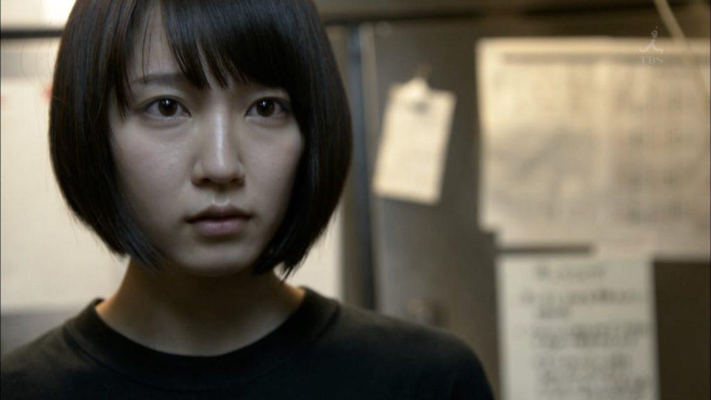 吉岡里帆のドラマ『死幣-DEATH CASH-』のエロ画像6