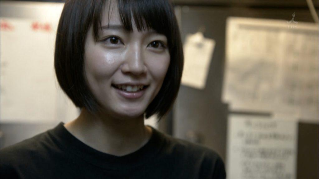 吉岡里帆のドラマ『死幣-DEATH CASH-』のエロ画像7