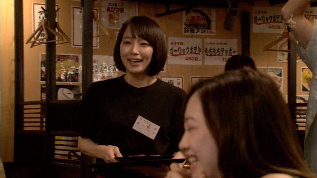 吉岡里帆のドラマ『死幣-DEATH CASH-』のエロ画像8