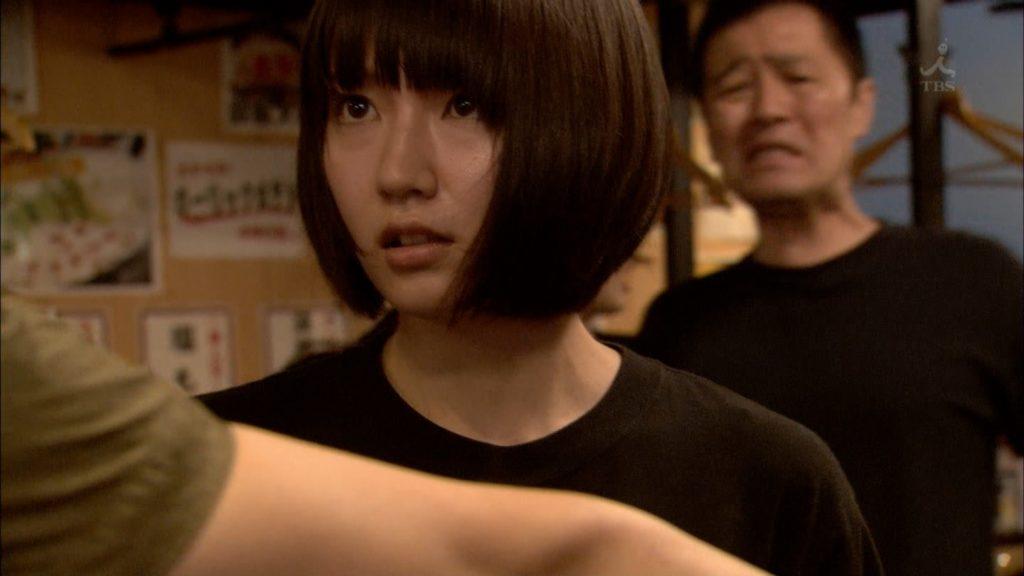 吉岡里帆のドラマ『死幣-DEATH CASH-』のエロ画像10
