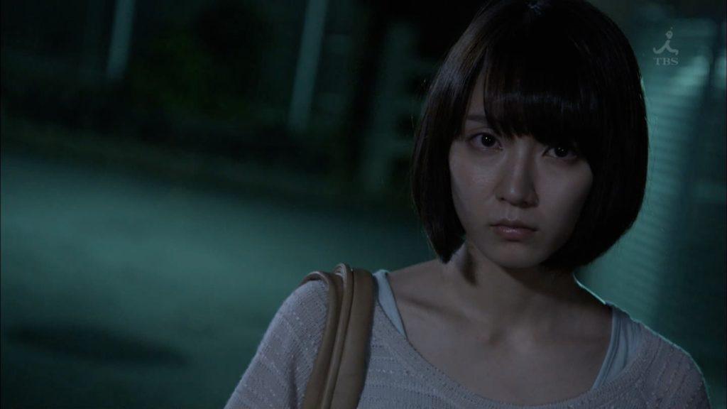 吉岡里帆のドラマ『死幣-DEATH CASH-』のエロ画像12