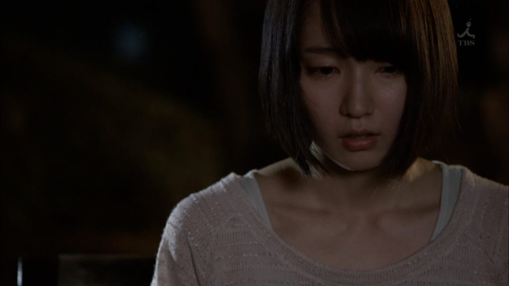 吉岡里帆のドラマ『死幣-DEATH CASH-』のエロ画像13
