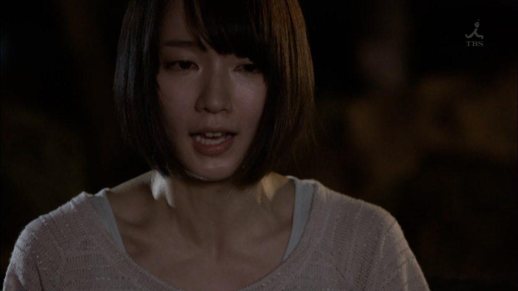 吉岡里帆のドラマ『死幣-DEATH CASH-』のエロ画像14