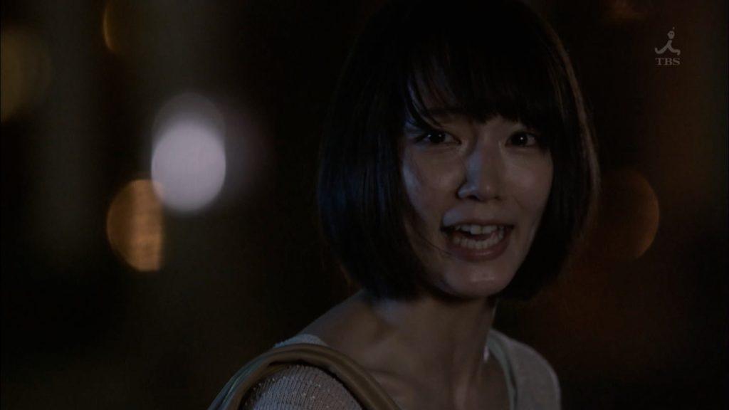 吉岡里帆のドラマ『死幣-DEATH CASH-』のエロ画像15