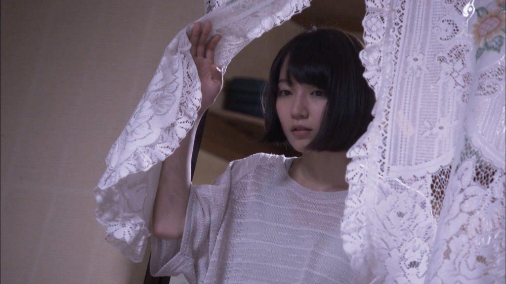 吉岡里帆のドラマ『死幣-DEATH CASH-』のエロ画像17