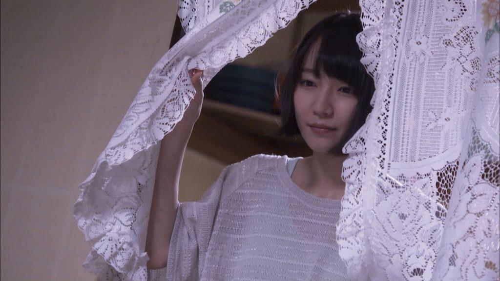 吉岡里帆のドラマ『死幣-DEATH CASH-』のエロ画像18