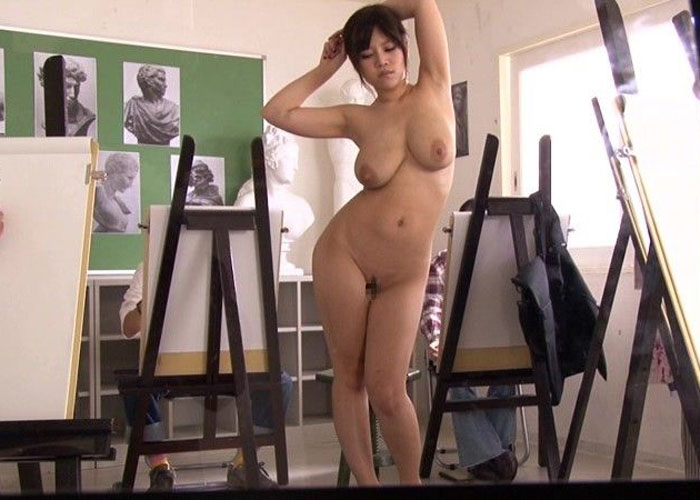 ヌードデッサンモデルが抜けるエロ画像30枚・25枚目の画像