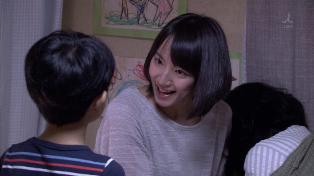 吉岡里帆のドラマ『死幣-DEATH CASH-』のエロ画像20